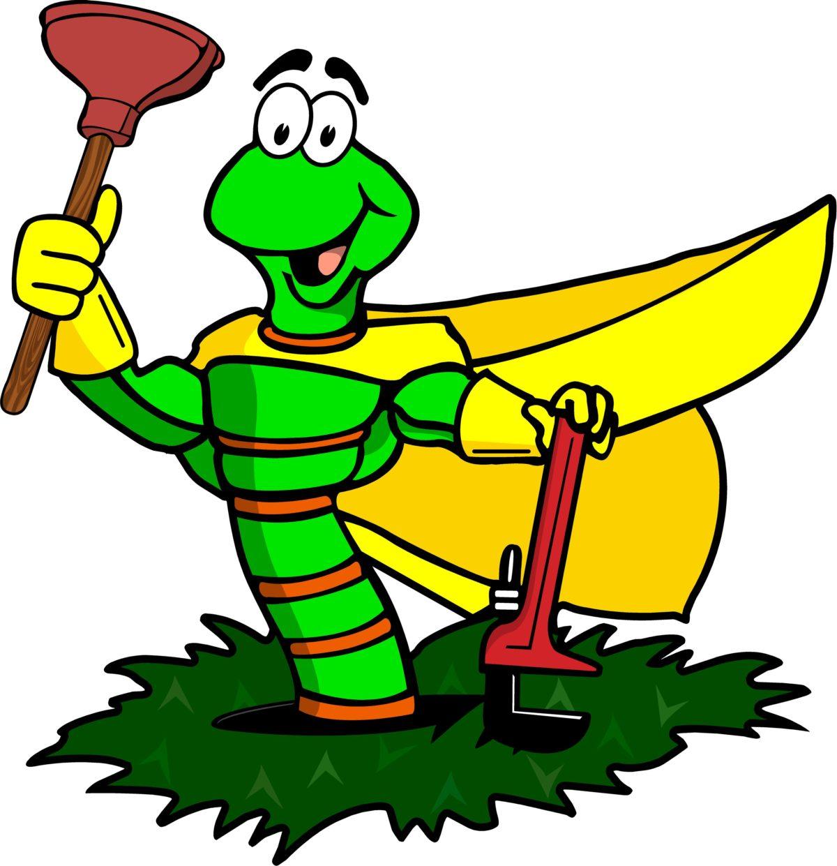 Cropped Earthworm Logo Jpg Earthworm Septic Services